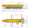 Аренда автокрана 500 тонн 84 метра LIEBHERR LTM 1500