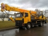 Аренда автокрана 16 тонн 21 метр КС 45729А на шасси Маз 5337