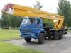 Аренда автовышки 28 метров ПМС 328